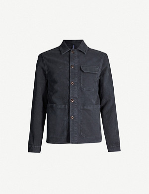 SLOWEAR Cotton chore jacket