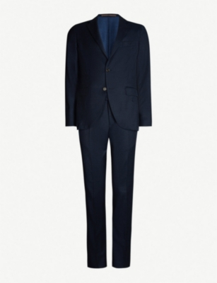 ELEVENTY Regular-fit wool suit