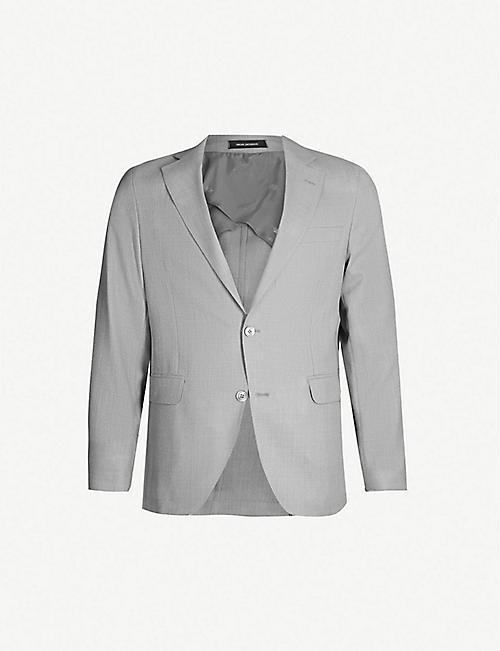 81c5b54d1e37 OSCAR JACOBSON Egel regular-fit wool blazer
