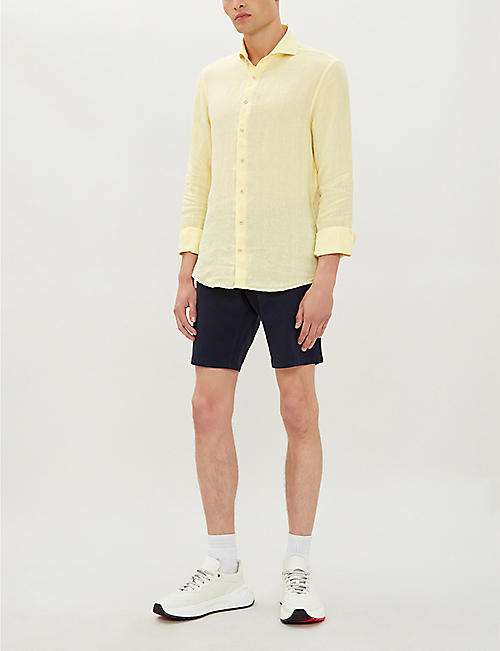 STENSTROMS Regular-fit linen shirt