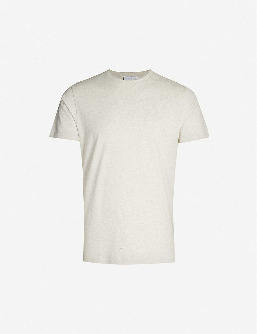 80b4163c SUNSPEL - Riviera cotton-jersey T-shirt   Selfridges.com