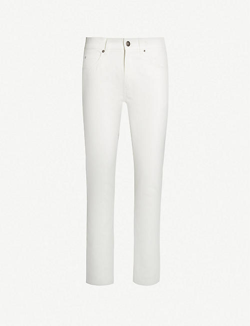 f08596bfc4 SALVATORE FERRAGAMO Regular-fit straight jeans
