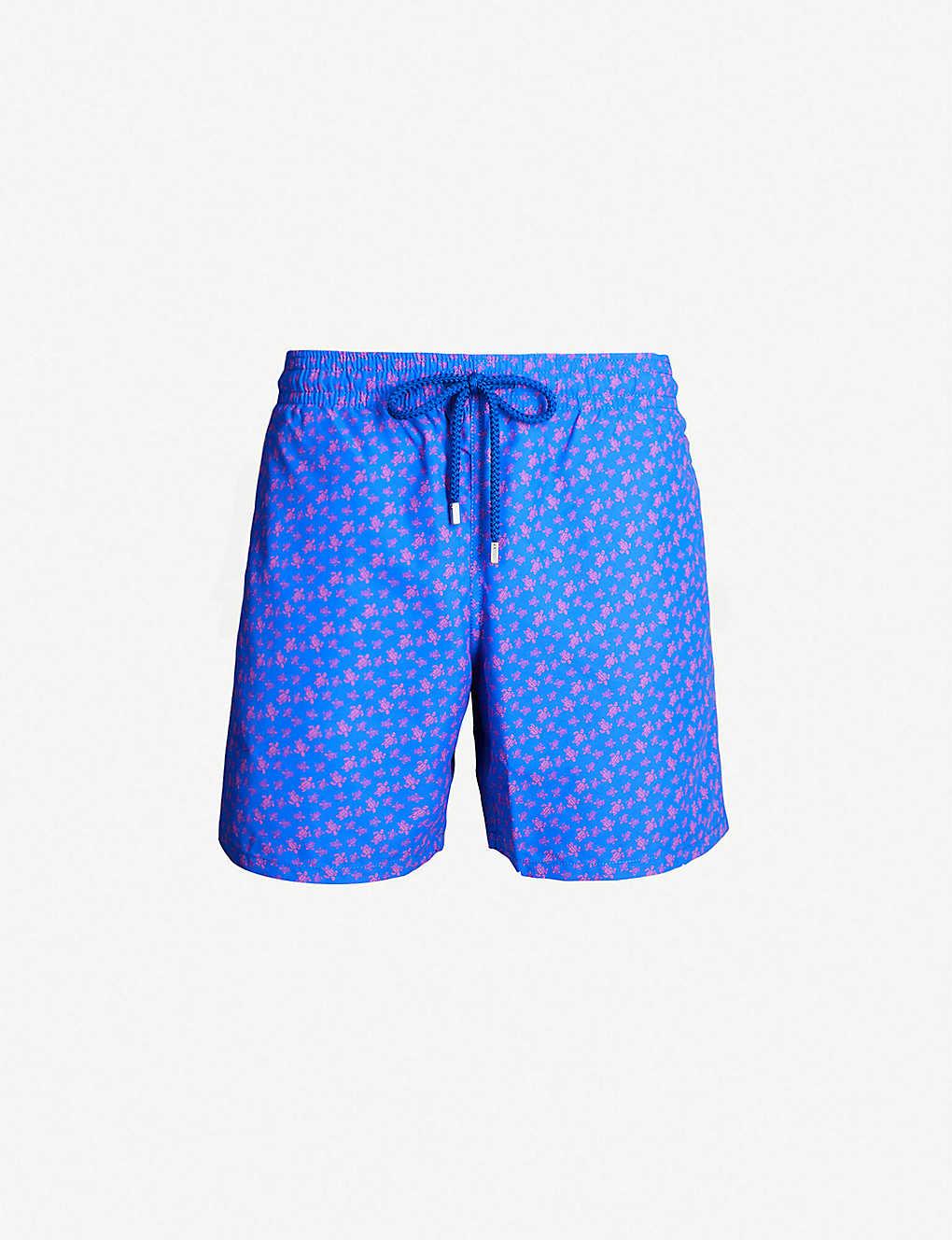 276463ebbc VILEBREQUIN - Moorea turtle-print swim shorts | Selfridges.com