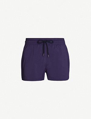 VILEBREQUIN Fitted stretch swim shorts