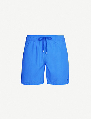 VILEBREQUIN Moorea invisible turtle-print swim shorts