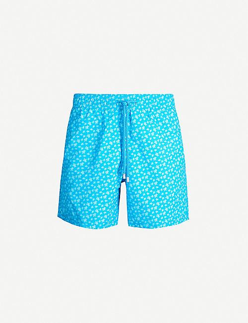 5ced89b4e1 VILEBREQUIN Moorea Micro Ronde des Tortues swim shorts