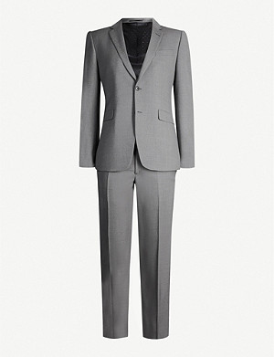 PAUL SMITH Regular-fit wool suit