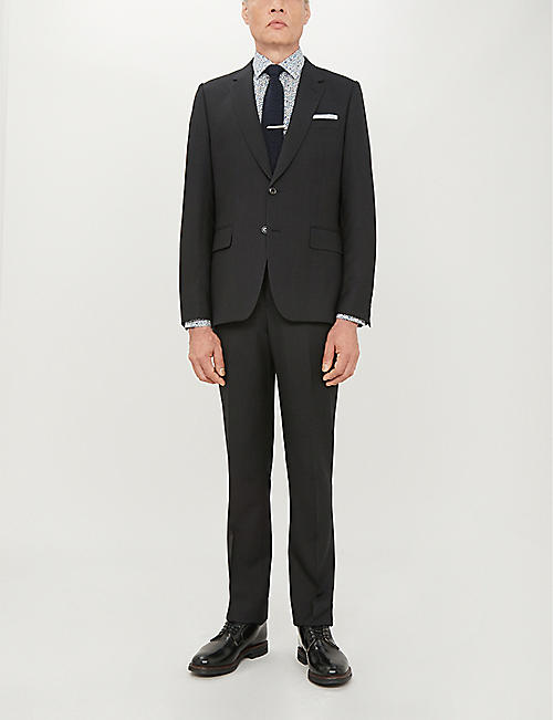 PAUL SMITH Soho-fit wool suit