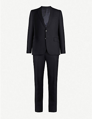 PAUL SMITH: Soho-fit wool suit