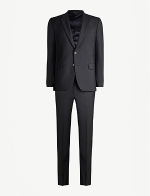 PAUL SMITH Soho-fit wool and mohair-blend suit