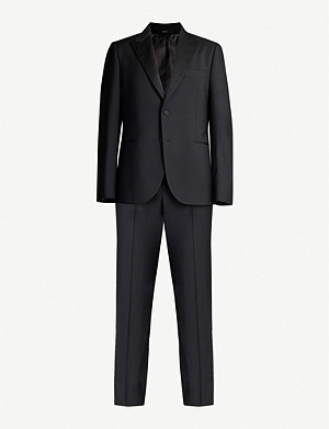 PAUL SMITH Slim-fit wool tuxedo