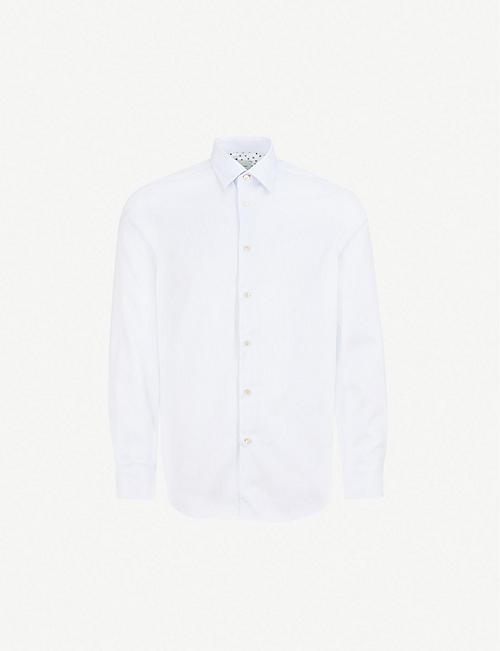 3450278cba PAUL SMITH Bengal striped slim-fit cotton shirt