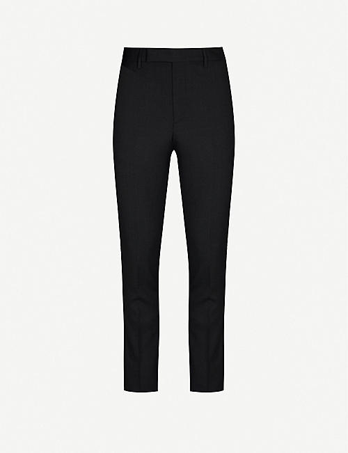 PAUL SMITH A Suit To Travel In Soho-fit wool trousers
