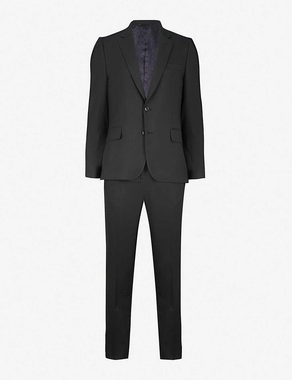 e0128388fa9 PAUL SMITH - Soho-fit wool travel suit