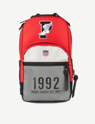 POLO RALPH LAUREN Winter Stadium 1992 crossbody bag