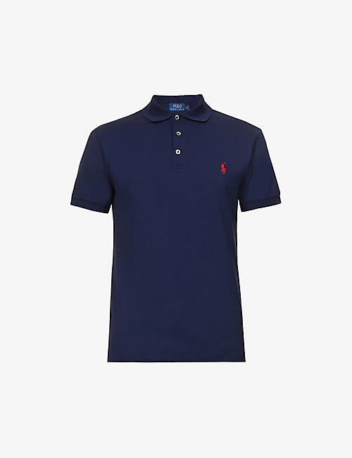 Polo shirts - Tops   t-shirts - Clothing - Mens - Selfridges  6e2675712889