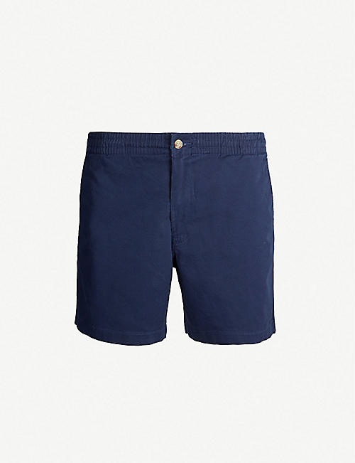 POLO RALPH LAUREN Classic-fit stretch-cotton shorts