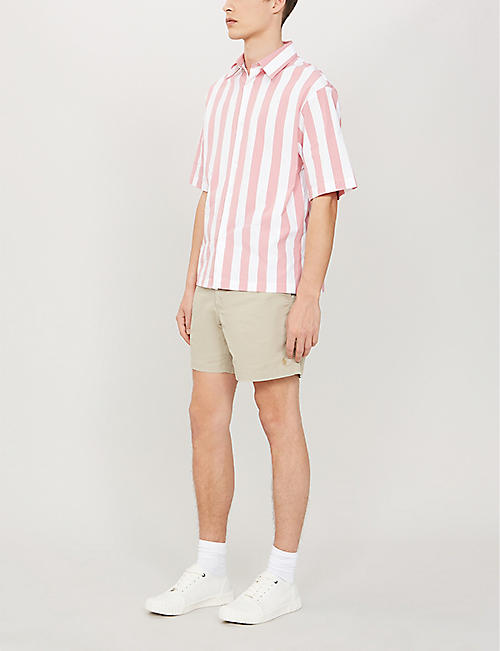 POLO RALPH LAUREN Prepster cotton-twill shorts