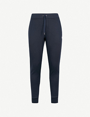 POLO RALPH LAUREN Skinny jersey jogging bottoms