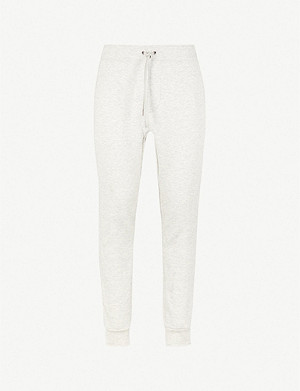 POLO RALPH LAUREN Logo skinny jersey jogging bottoms