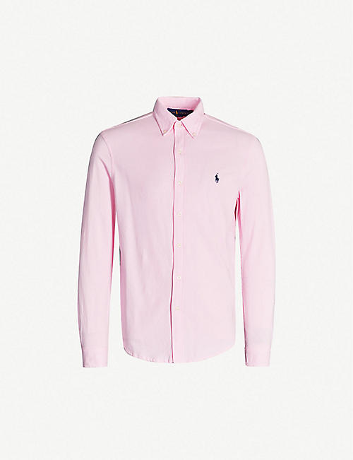 481e91b378 Polo Ralph Lauren Shirts - Long & short sleeved | Selfridges