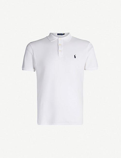f47469b5 Polo shirts - Tops & t-shirts - Clothing - Mens - Selfridges | Shop ...