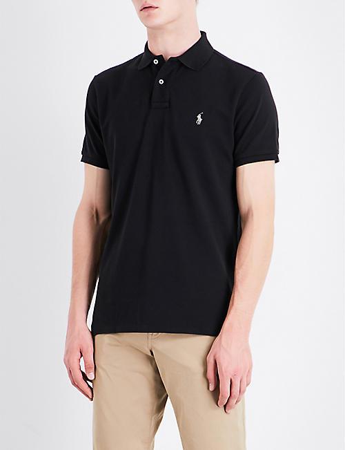 Polo shirts - Tops   t-shirts - Clothing - Mens - Selfridges  f3f0871da