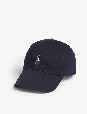 417821c7453 POLO RALPH LAUREN - CP-93 regatta five-panel strapback cap ...