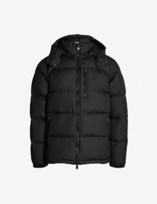 POLO RALPH LAUREN Padded shell-down jacket