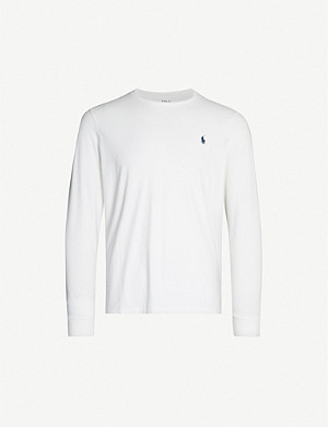 POLO RALPH LAUREN Custom-fit cotton top
