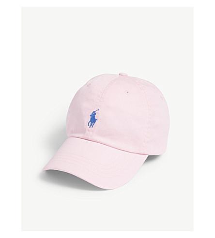 ... POLO RALPH LAUREN Pony baseball cap (Carmel+pink. PreviousNext 2dfdbc8ff817