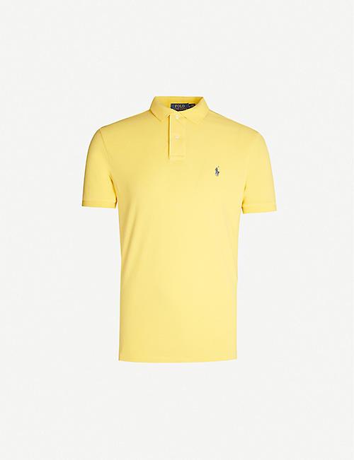 bc706e63 Polo shirts - Tops & t-shirts - Clothing - Mens - Selfridges | Shop ...