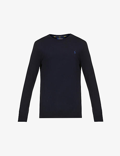 01fe15ff1a16 POLO RALPH LAUREN - Knitwear - Clothing - Mens - Selfridges