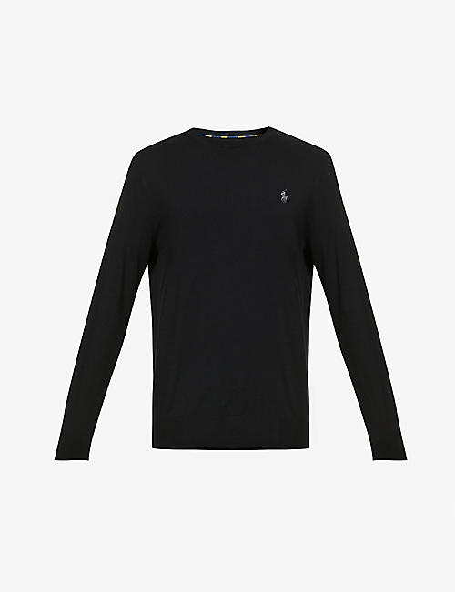 POLO RALPH LAUREN: Crewneck cotton jumper