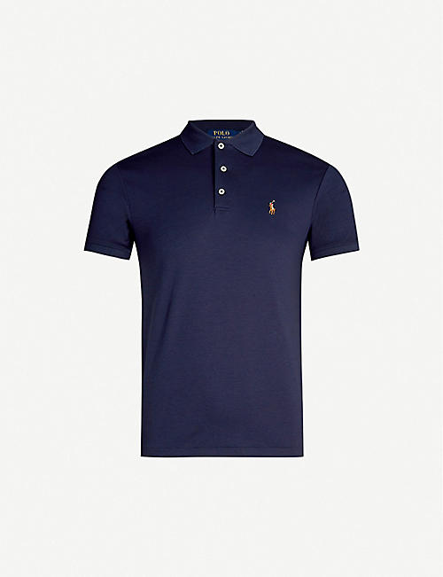 POLO RALPH LAUREN Pima Soft Touch cotton polo shirt