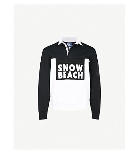 0580cd66318 POLO RALPH LAUREN - Snow Beach tech-fleece top | Selfridges.com