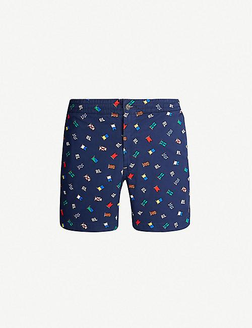 2c653c82bf7d POLO RALPH LAUREN Polo Ralph Lauren stretch-cotton shorts