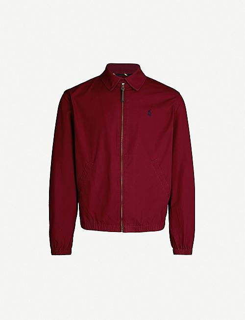 daa4a2ddb POLO RALPH LAUREN Bayport cotton-twill jacket