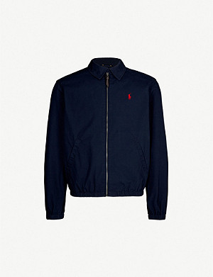 POLO RALPH LAUREN Bayport cotton-twill jacket