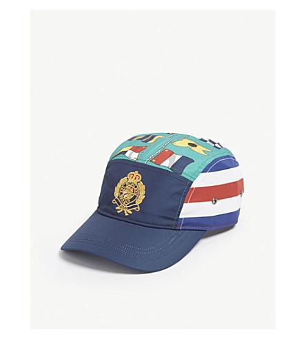 ... POLO RALPH LAUREN CP-93 regatta five-panel strapback cap  (Classic+crest. PreviousNext 4f3bcbb78d4