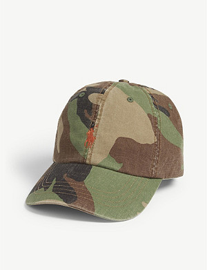 978a90b2ff1 POLO RALPH LAUREN - Pony baseball cap | Selfridges.com
