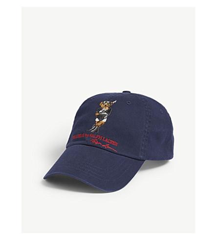 ... POLO RALPH LAUREN Polo bear cap (Newport+navy. PreviousNext e4cfccc890a5