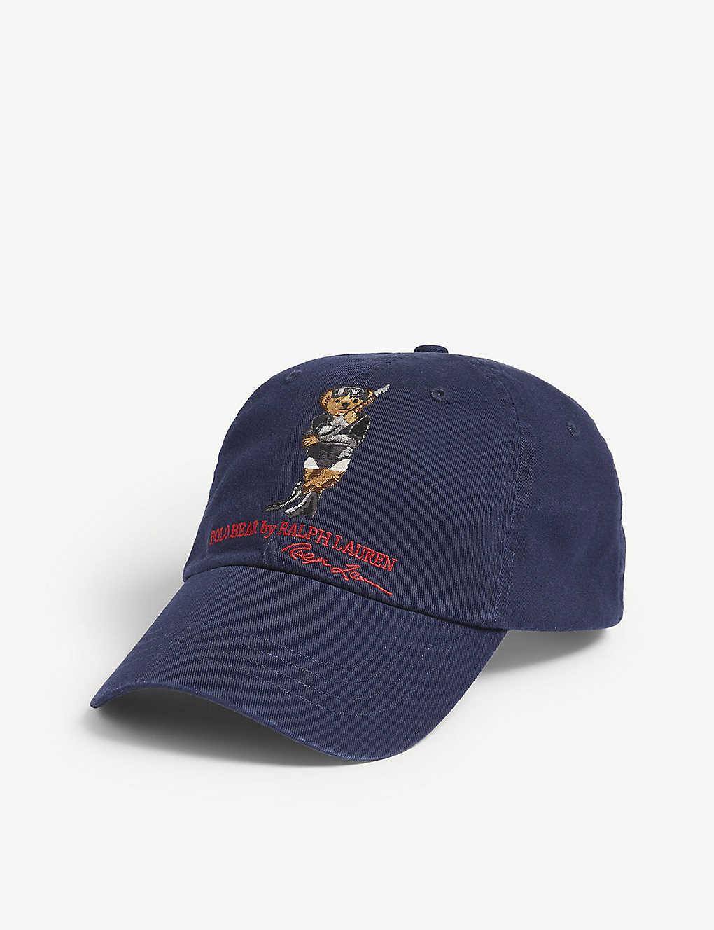 58d5fbbd POLO RALPH LAUREN - Polo bear cap | Selfridges.com