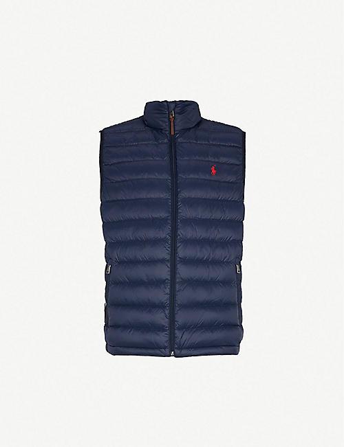 79aa45dc9317 Gilets - Coats   jackets - Clothing - Mens - Selfridges
