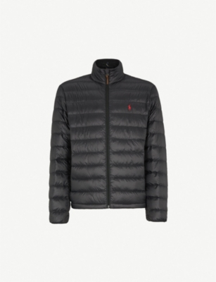 POLO RALPH LAUREN Down-filled shell jacket