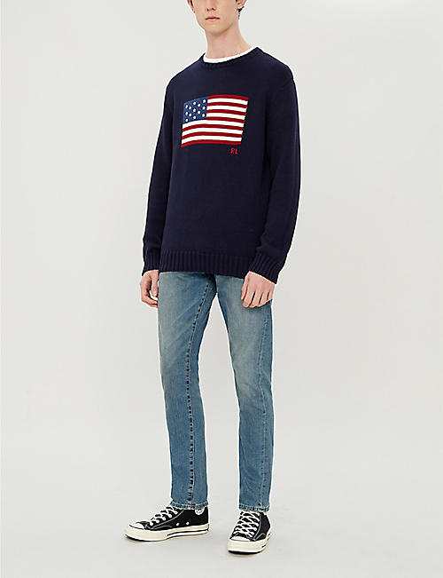 b8c42b7f3f0 POLO RALPH LAUREN - Knitwear - Clothing - Mens - Selfridges