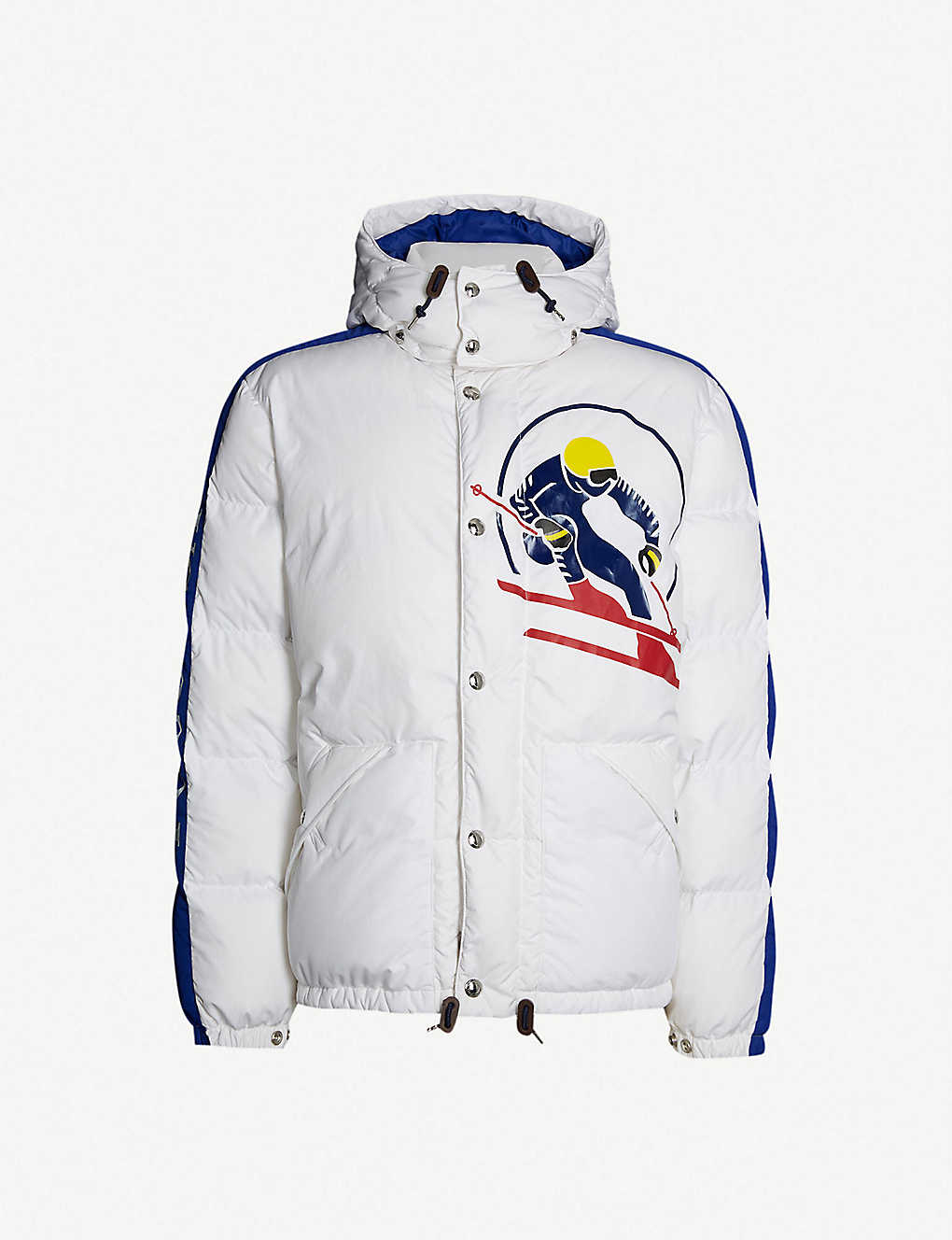 Polo Graphic Down Ralph Jacket Shell Lauren Ski 7vmb6yfIYg