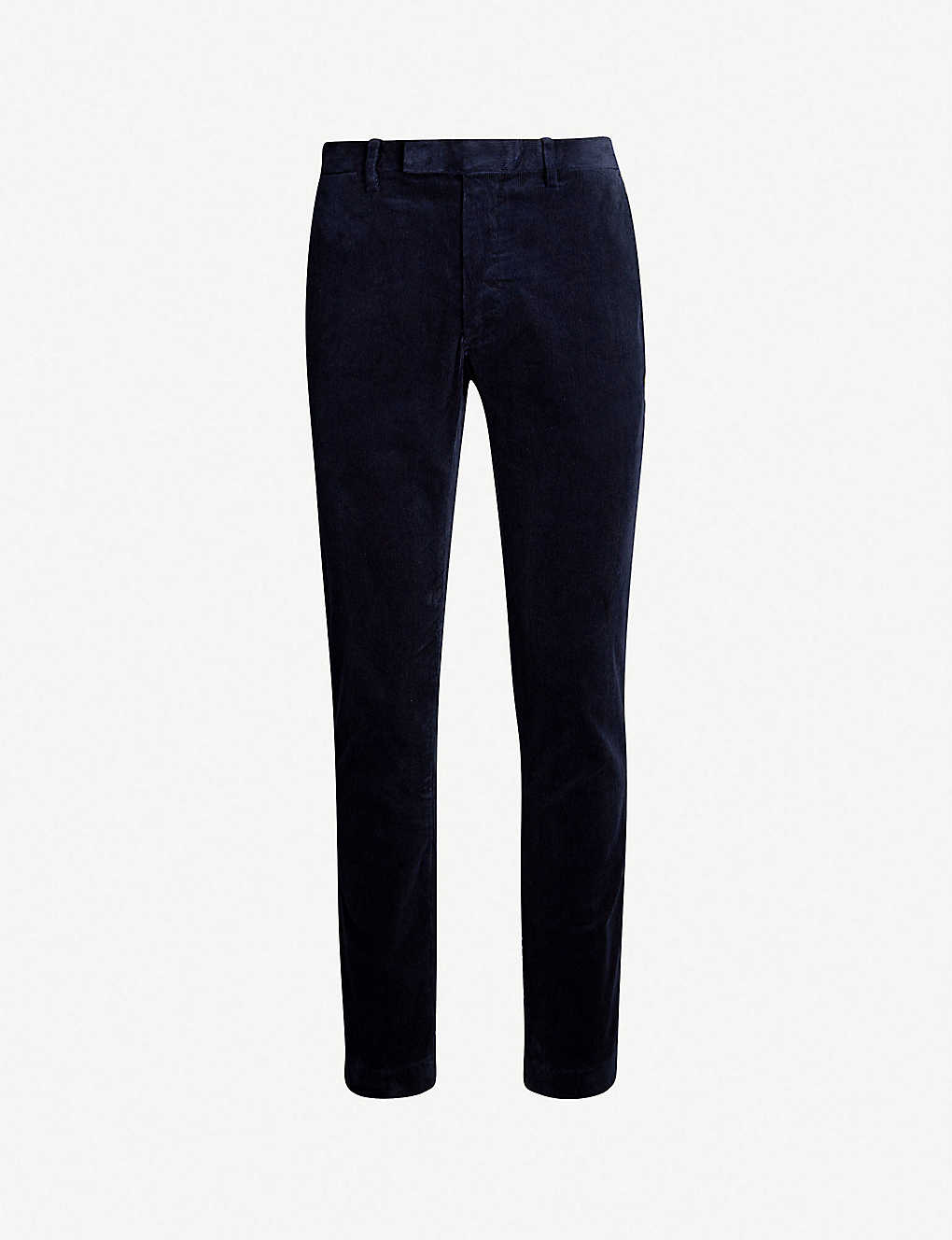 5c492539 POLO RALPH LAUREN - Slim-fit tapered stretch-corduroy chinos ...