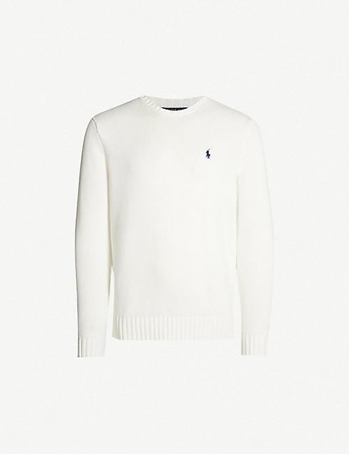 ae323ac7a POLO RALPH LAUREN - Knitwear - Clothing - Mens - Selfridges