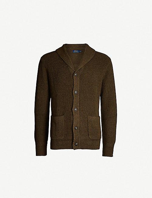 63708d69b720f POLO RALPH LAUREN - Knitwear - Clothing - Mens - Selfridges